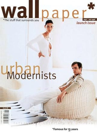 Wallpaper Septembre/Octobre 1996