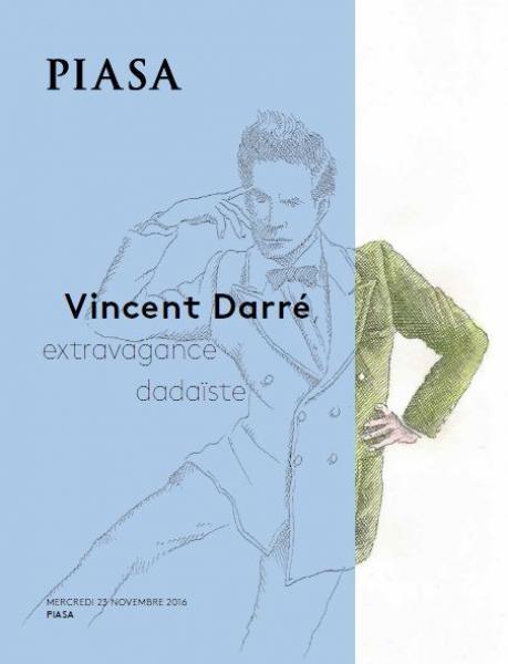 Vincent Darré, extravagance dadaïste