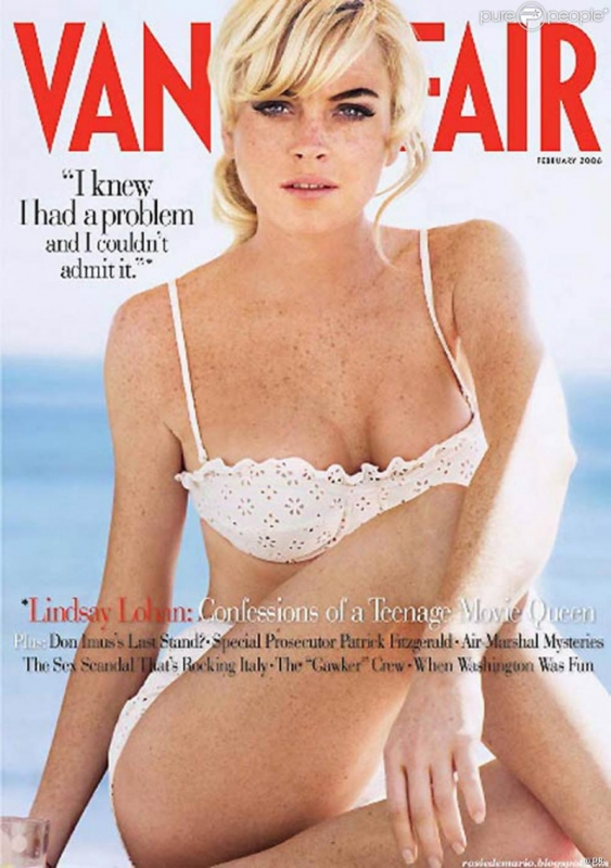 Vanity Fair February 2006