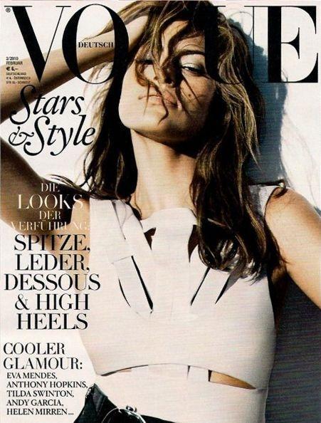 Vogue Deutsch February 2010