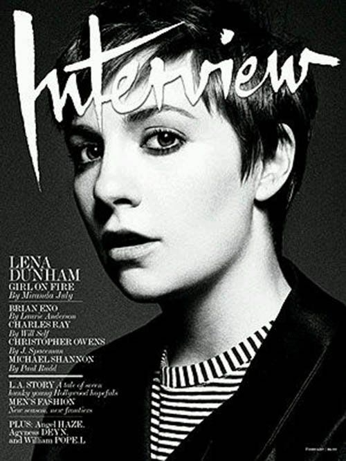 Interview February 2013