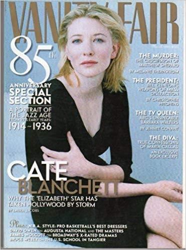 Vanity Fair March 1999