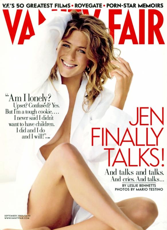 Vanity Fair September 2005