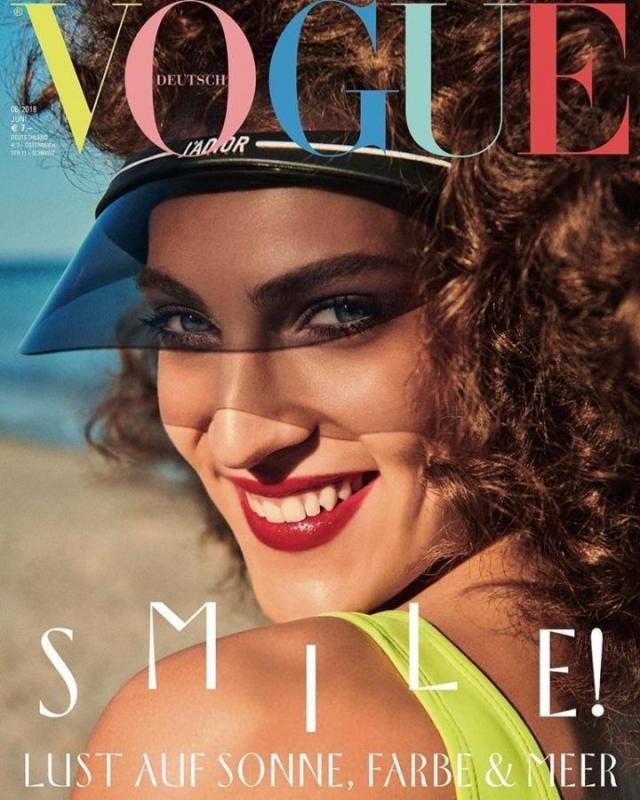 Vogue Deutsch June 2018