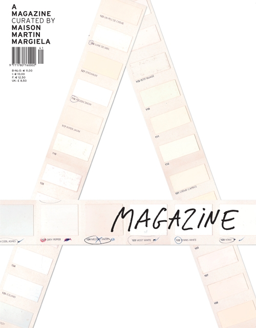 A Magazine Issue 1