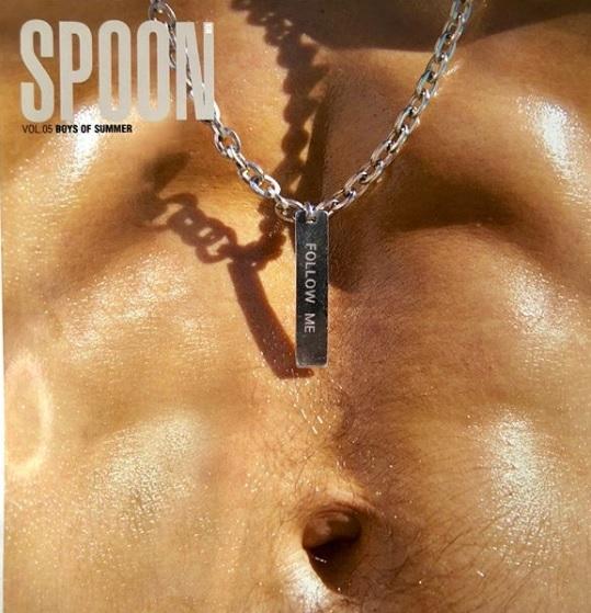 Spoon Men Issue 5