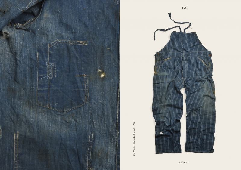 AVANT - An Anthology of American Workwear