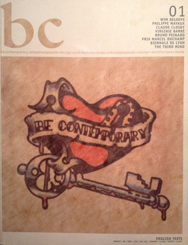 Be Contemporary Issue 1