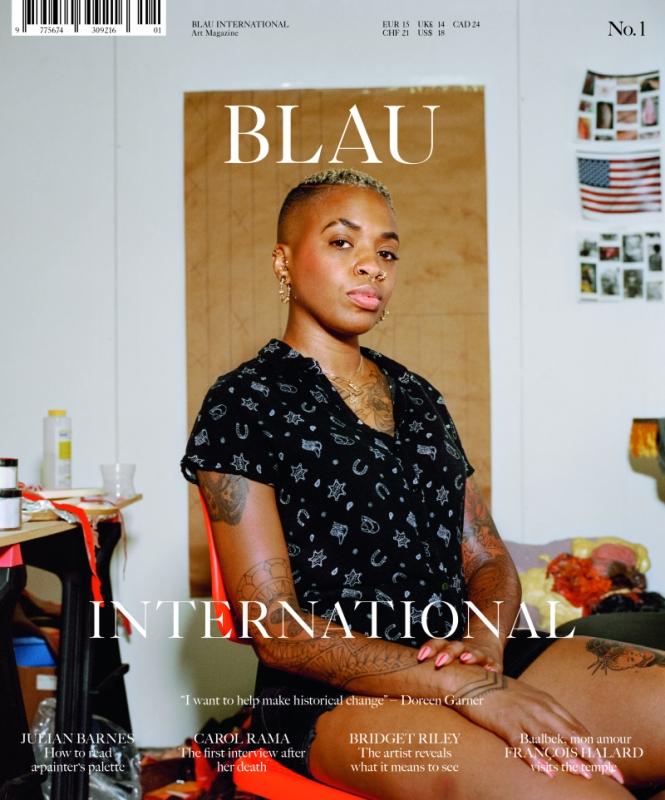 Blau Issue 1-2