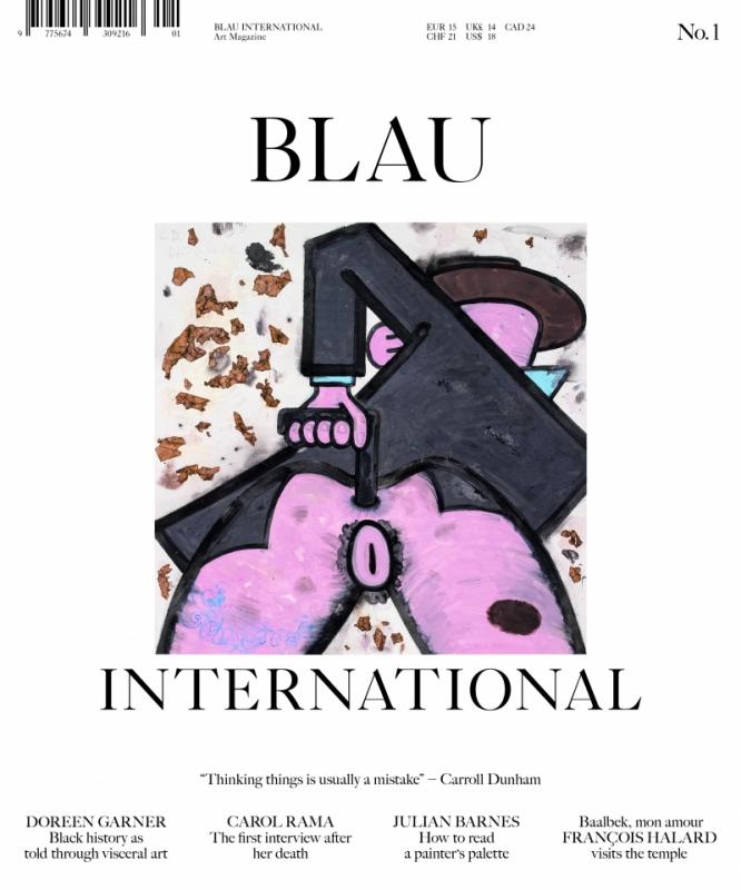 Blau Issue 1-3