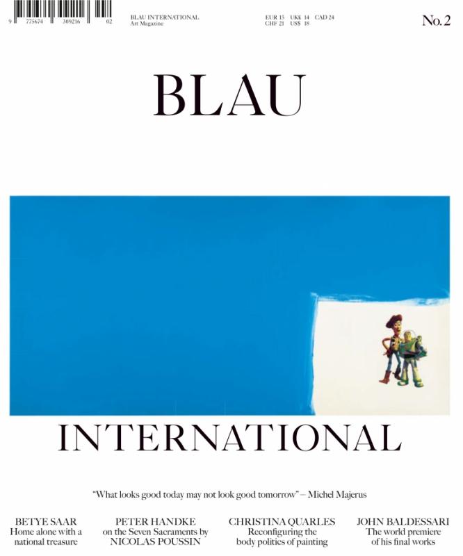 Blau Issue 2-1