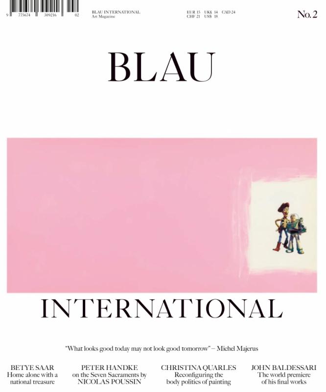 Blau Issue 2-2