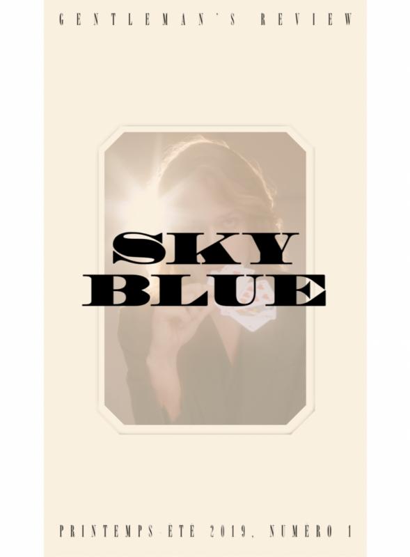 Sky Blue Review N°1