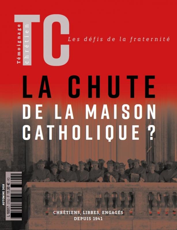 Les Cahiers du Témoignage Chrétien Automne 2018
