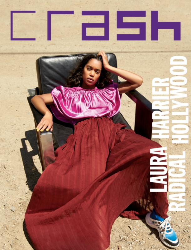 CRASH 84 LAURA HARRIER (EN)