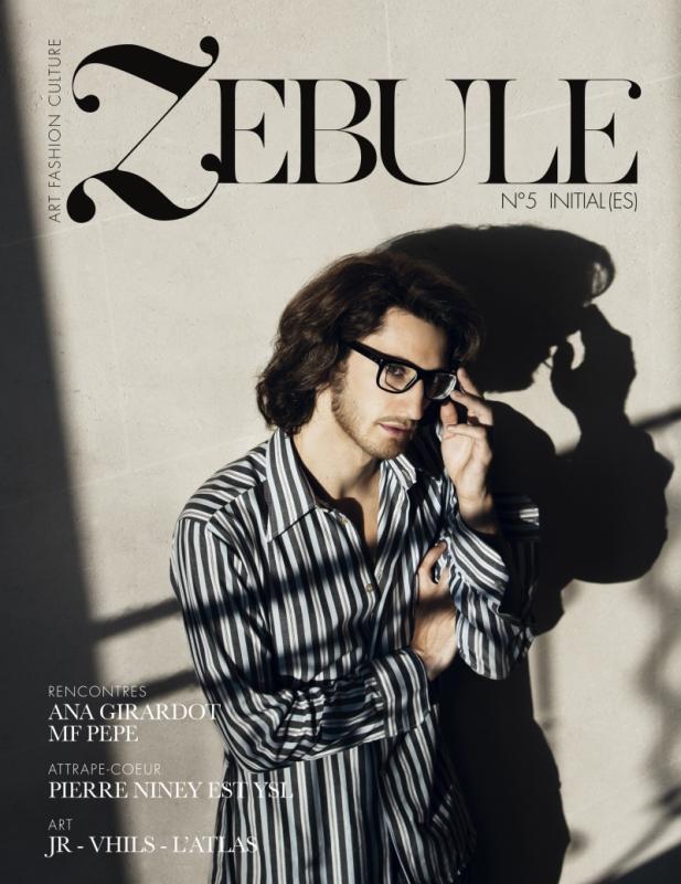 ZEBULE N° 5 - INITIAL(ES)
