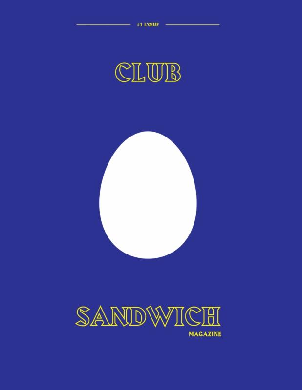 Club Sandwich N°1