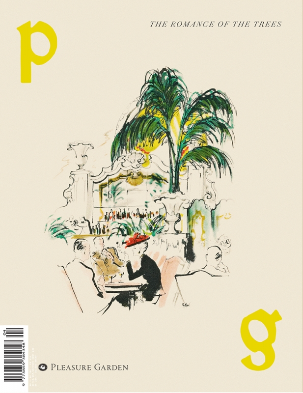 Pleasure Garden Issue 4