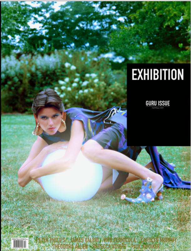 Exhibition Guru Issue