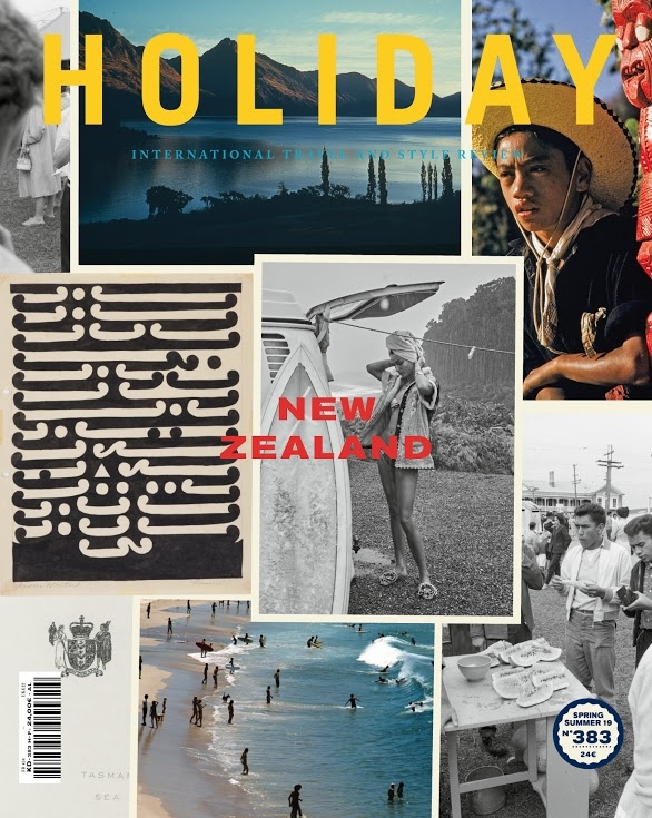 Holiday N°383, The New Zealand Issue