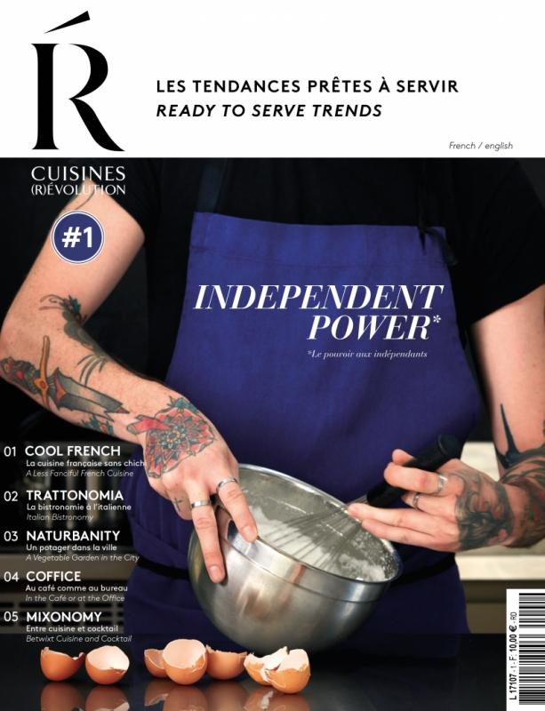 Cuisines Révolution N°1