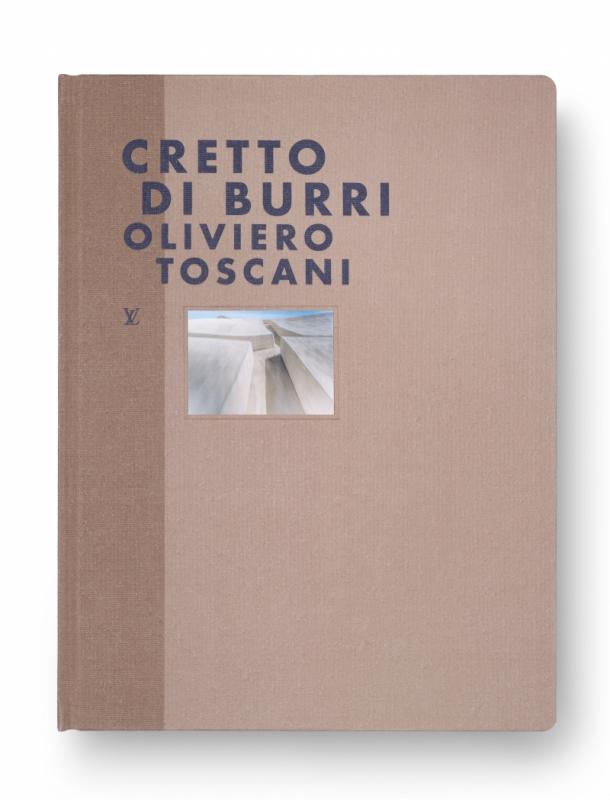 Cretto Di Burri - Oliviero Toscani