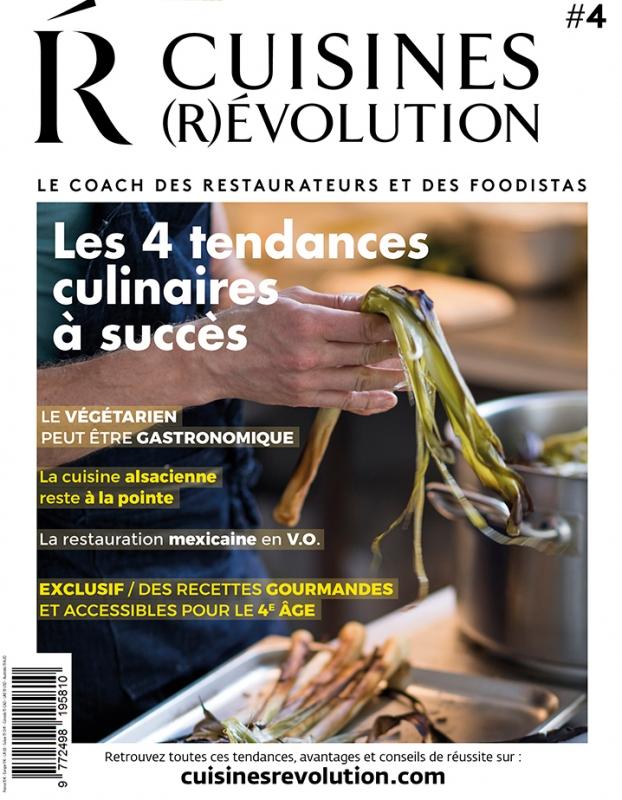 Cuisines Révolution N°4