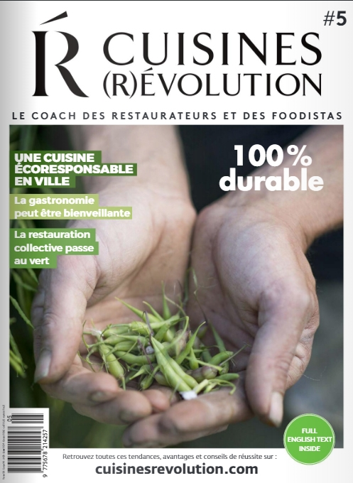 Cuisines Révolution issue 5
