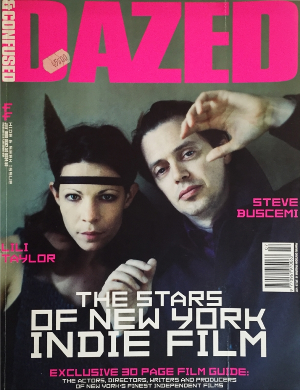 Dazed & Confused Issue 44