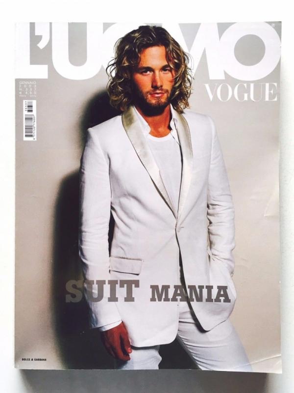 Vogue L'Uomo Janvier 2003
