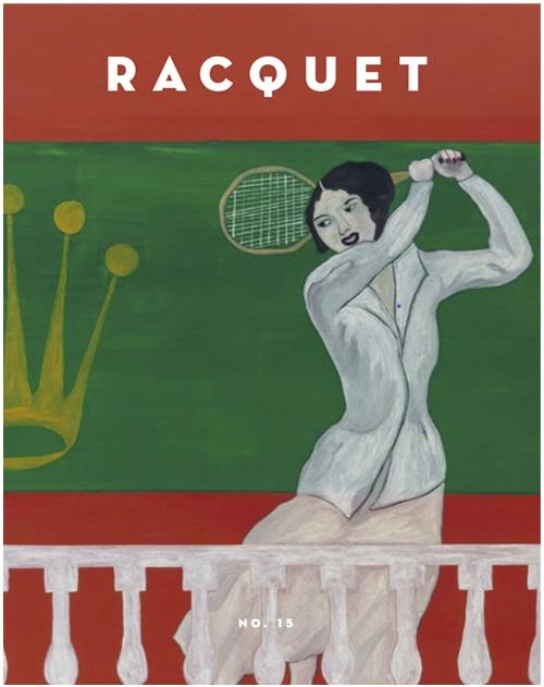 Racquet N°15
