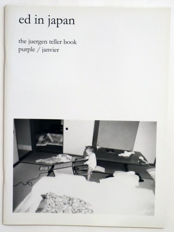 ed in japan - the juergen teller book
