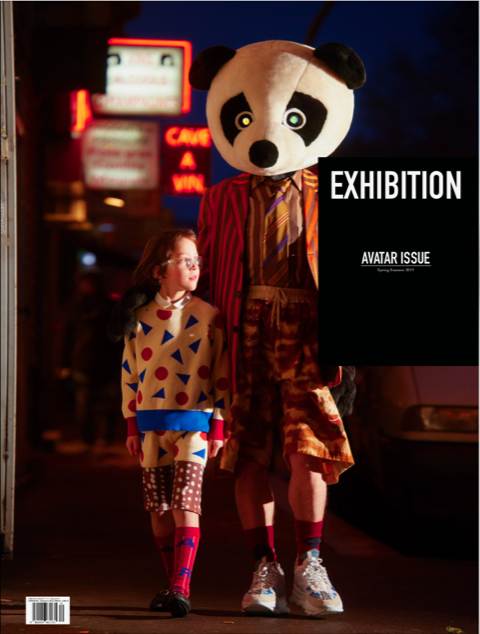 Exhibition Avatar Issue