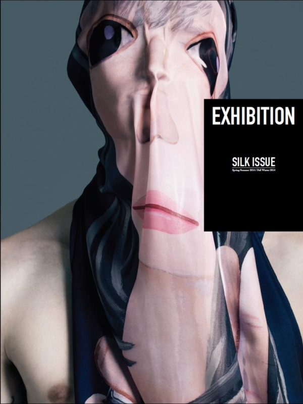 Exhibition Collector Issue 4 - Silk Issue