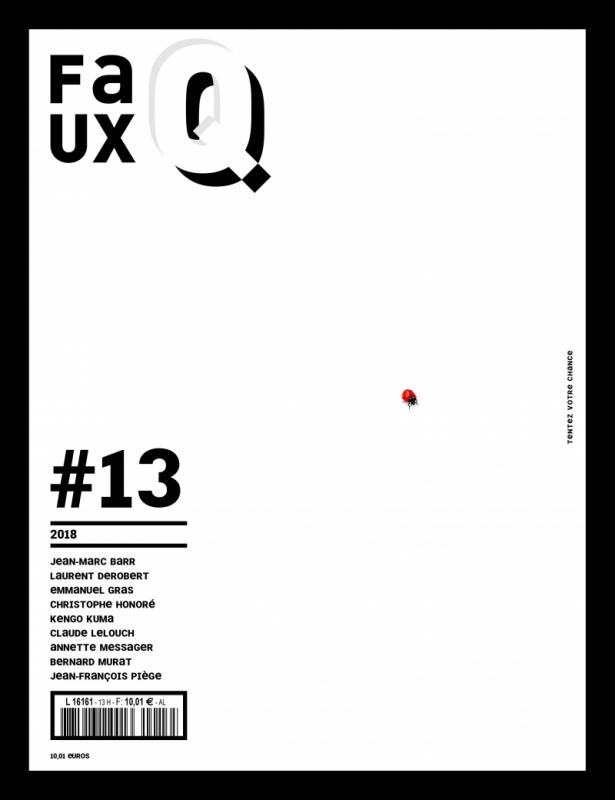 Faux Q N°13