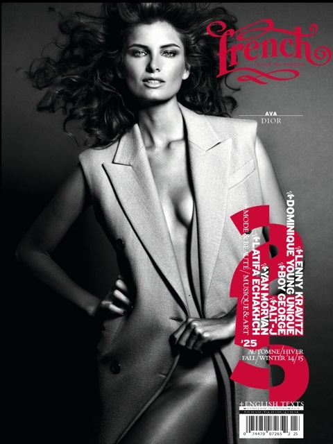 French revue de modes N°25-2