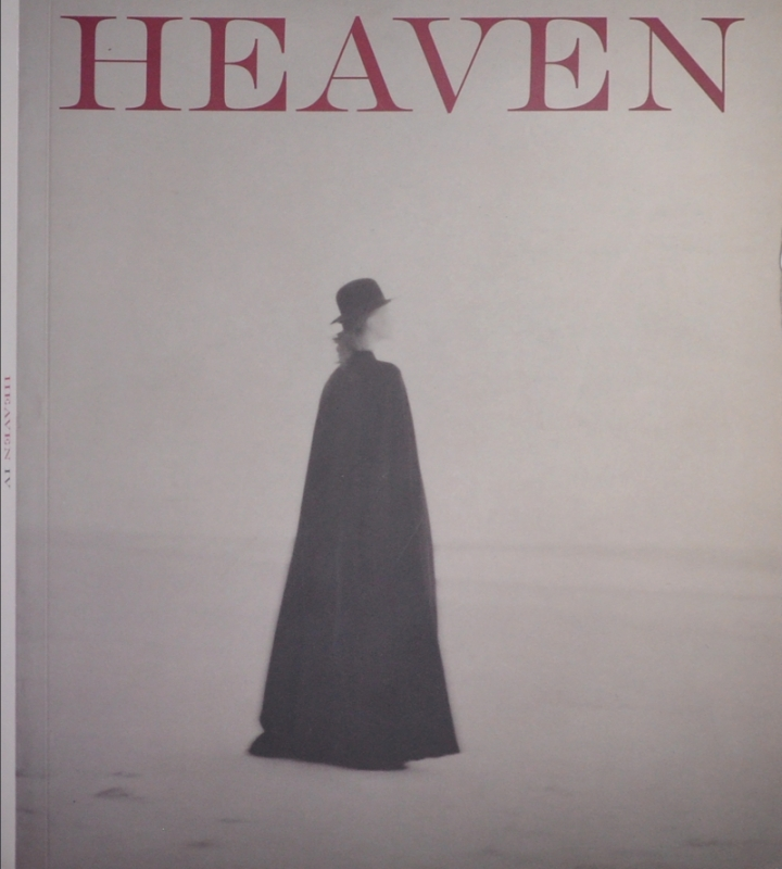 Heaven Issue 4