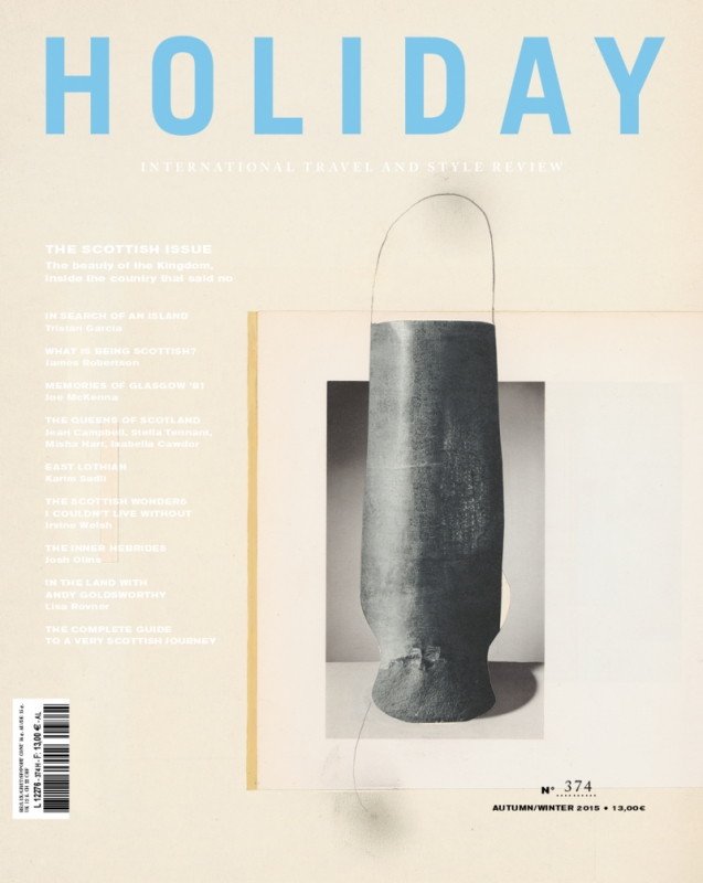 Holiday N°374, The Scottish Issue