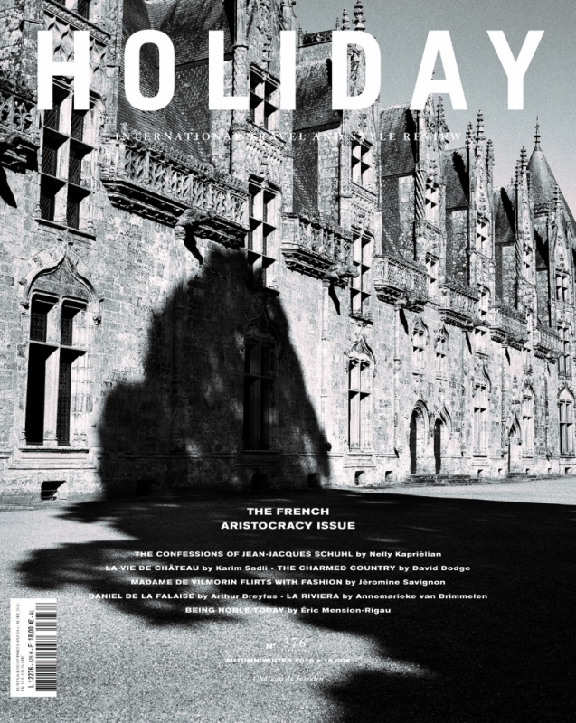 Holiday N°376, The French Aristocracy Issue