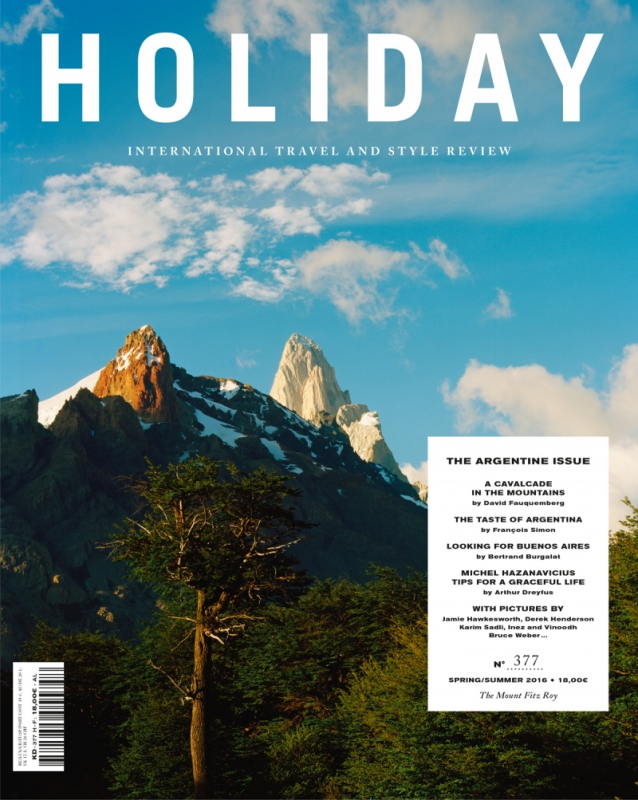 Holiday N°377, The Argentine Issue
