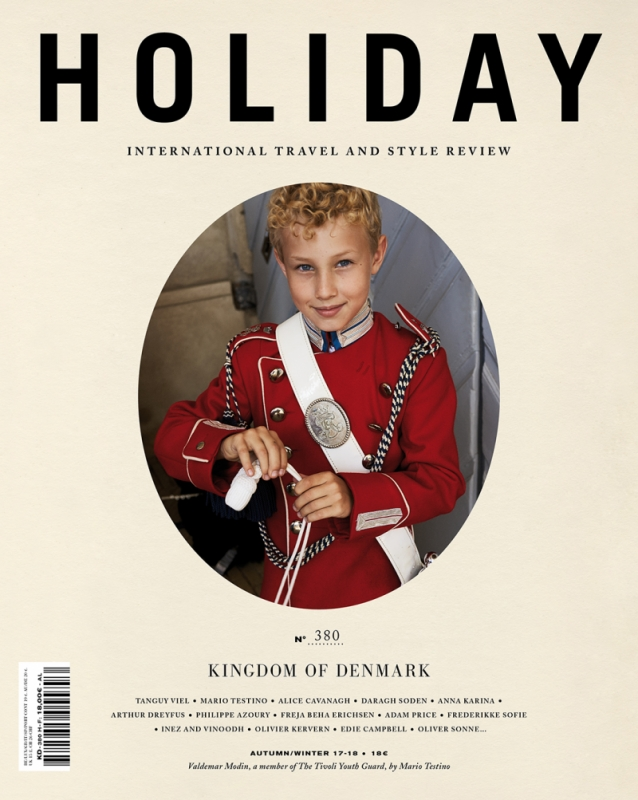 Holiday N°380, The Denmark Issue