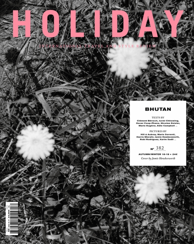 Holiday N°382, The Buthan Issue (cover 5)