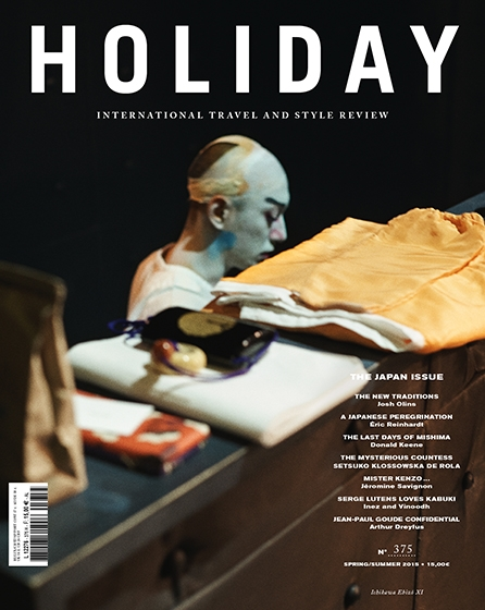 Holiday N°375, The Japan Issue