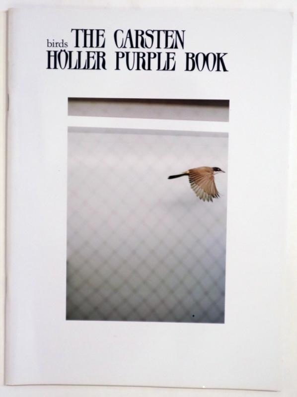 Birds - Carsten Hoeller Purple Book