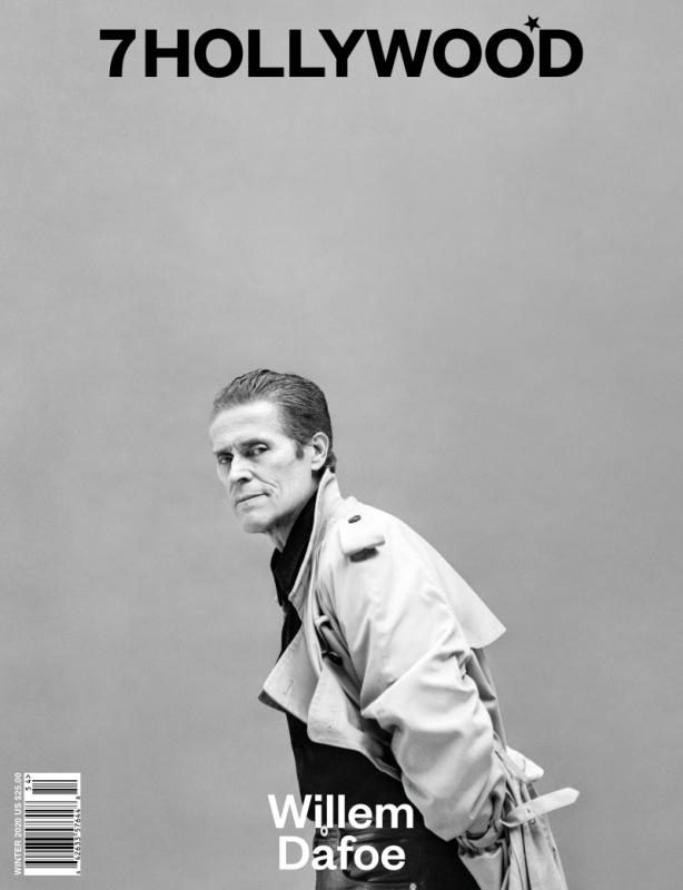 7 Hollywood - Willem Dafoe