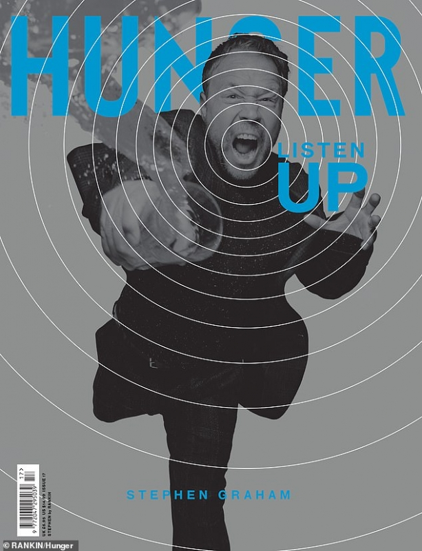 Hunger Issue 17