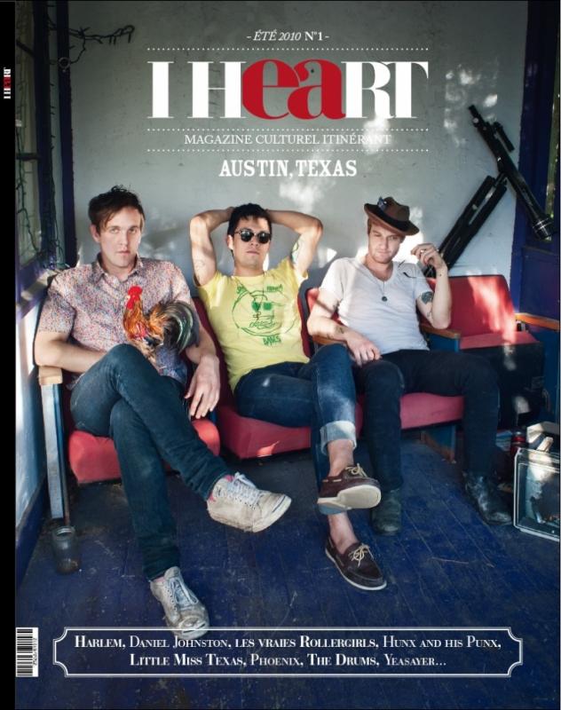 I HEART Magazine