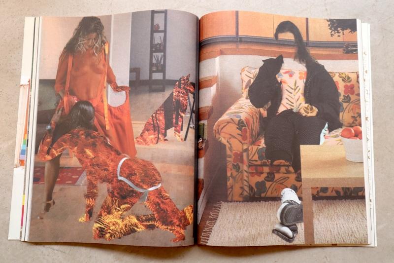 A Magazine No B: Curated by Bernhard Willhelm