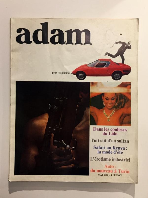 Adam May 1966