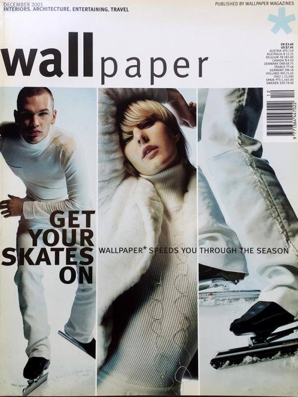 Wallpaper December 2001